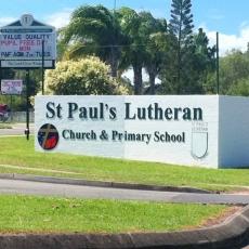 3D Lettering - St Pauls